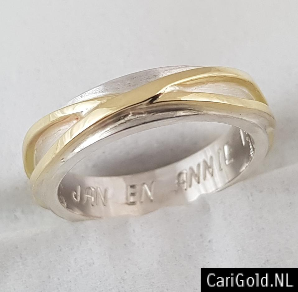 CariGold_nl_ring_14K_goud_Sterling_zilver
