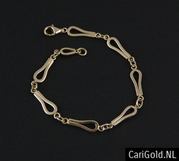 CariGold_nl_armband_14K_goud_AR001A