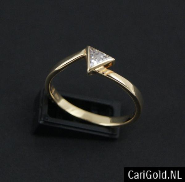 CariGold_nl_ring_14K_goud_diamant_DR004A