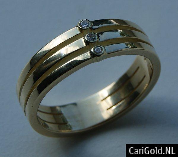 CariGold_nl_ring_14K_goud_diamant_DR009