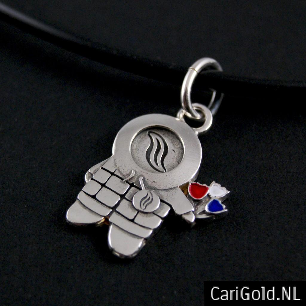Marillion BARRY/MARBLE sterling silver pendant-21mm-LIMITED EDITION! – Pre-Order MWPZ 2015